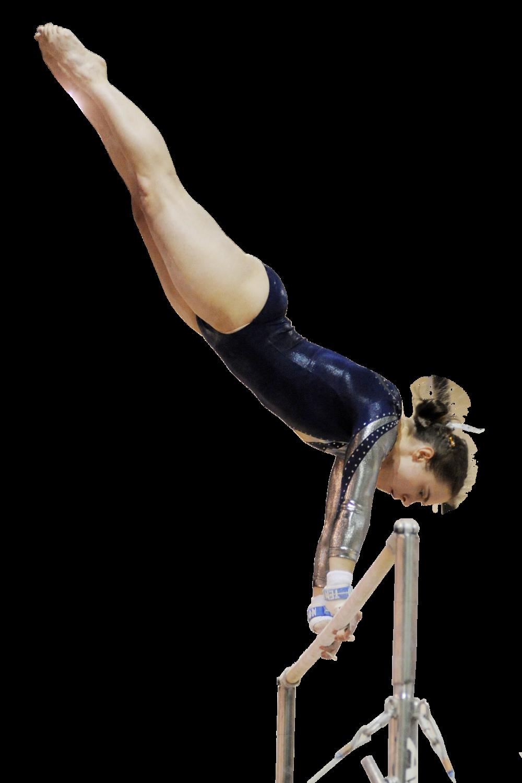 Girlgymnasticsdoingtrip