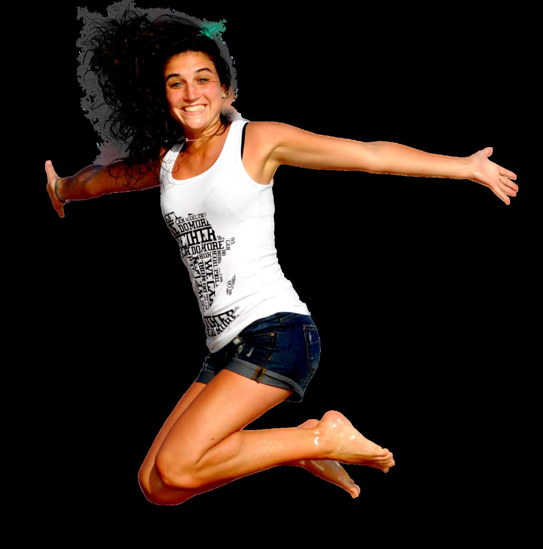 Girljumping