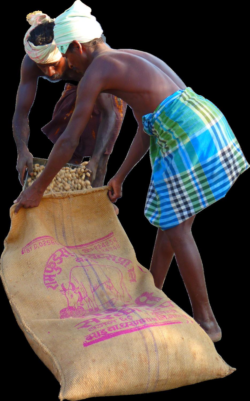 Indianmenpeanuts
