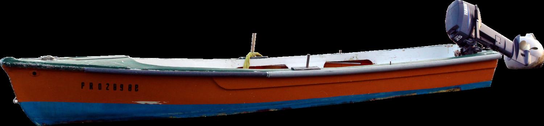 Motorfishingboatsidedocked