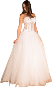 Womanweddingdressfront