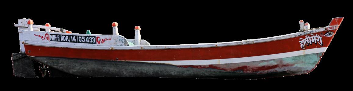 Boatbeachedonland