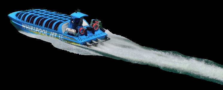 Bluetourboatspeed