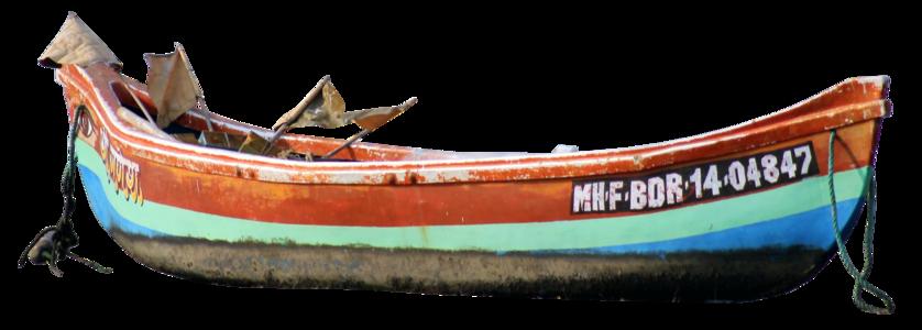 Boatbeachedonland2